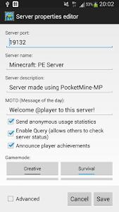 PocketMine-MP for Android v2.1.4