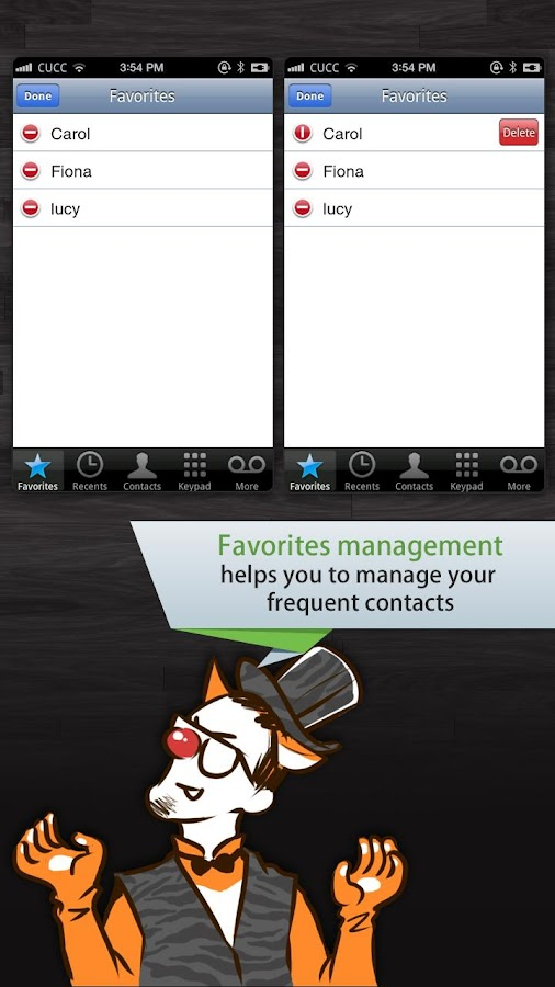 Espier Dialer - screenshot