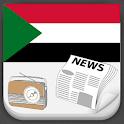 Sudan Radio and Newspaper icon