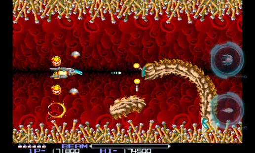 R-TYPE Screenshot 3