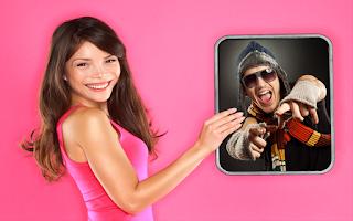 Screenshot of Funny Photo Frames