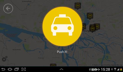 Taxi.de Connect