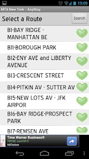 MTA New York City: AnyStop - screenshot thumbnail