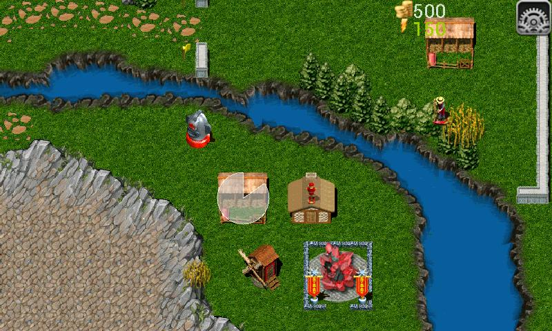 Domination lite RTS- screenshot
