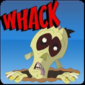 Whack A Zombie Not A Mole-Lite