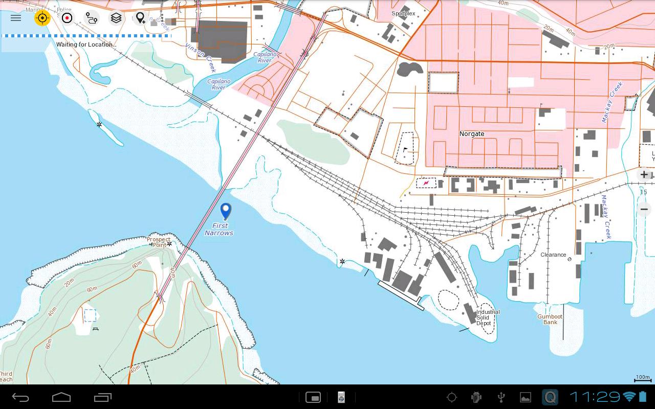 Canada Topo Maps Free Free Seedroid - Free topo map app