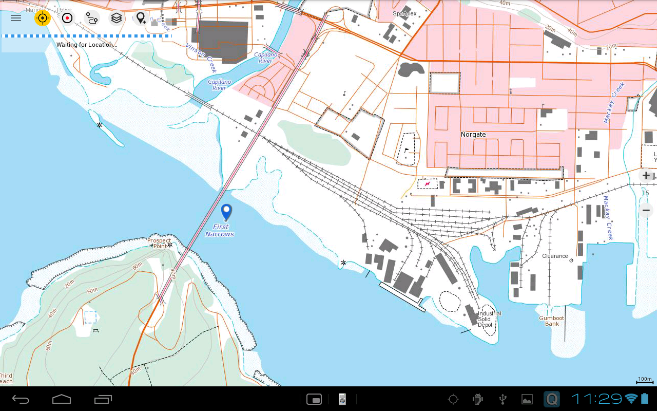 Canada Topo Maps Free- screenshot