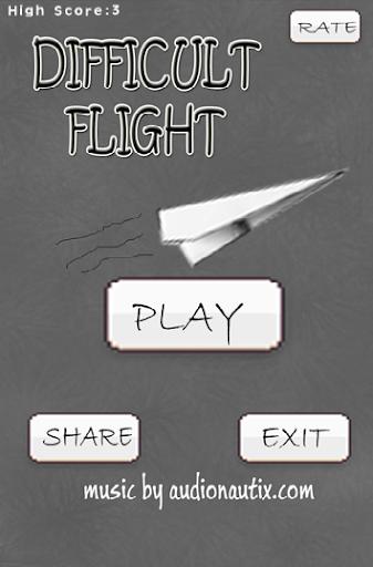 Difficult Flight