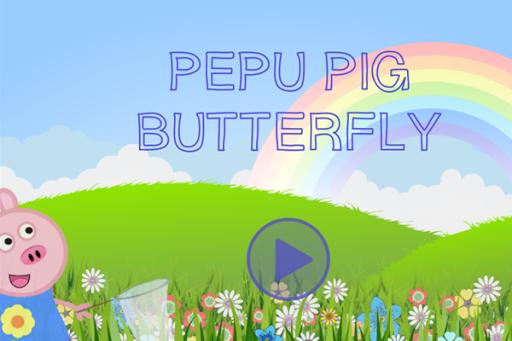 Pepu Pig Mariposa