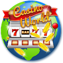 Casino World Slot AD FREE icon