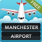 FLIGHTS Manchester Airport icon