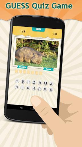 Guess PRO : Cute Animal Quiz