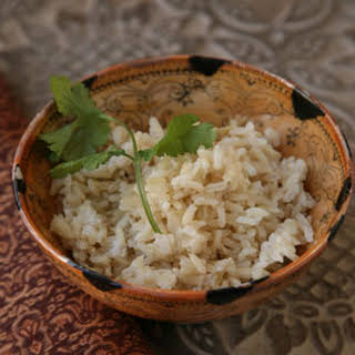 Coconut Brown Rice.