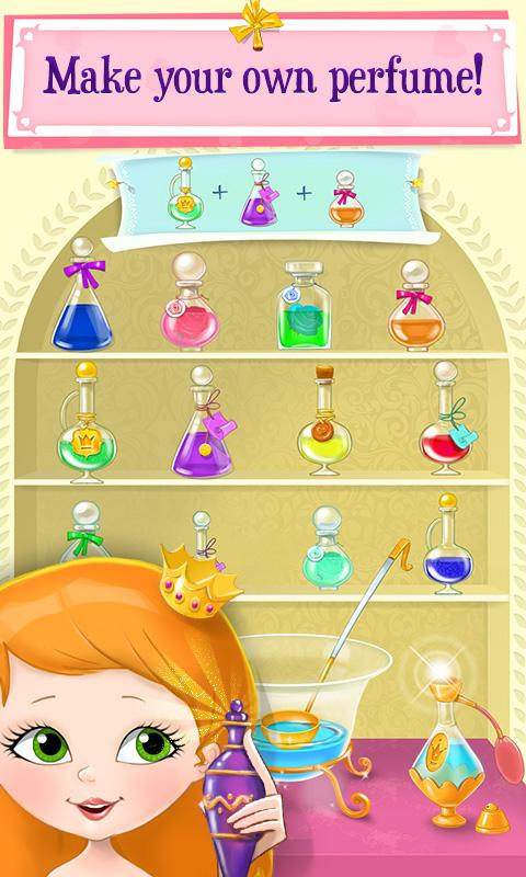 Enchanted Spa Salon- screenshot