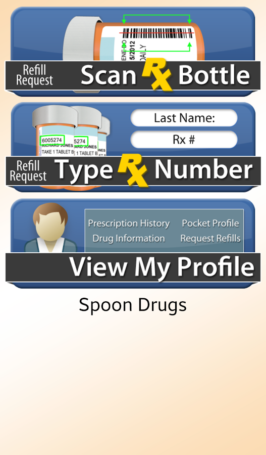 Spoon Drugs- screenshot
