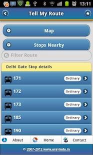 Tell My Route-CityTransitGuide- screenshot thumbnail