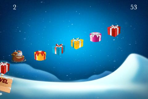 Soaring Santa Full