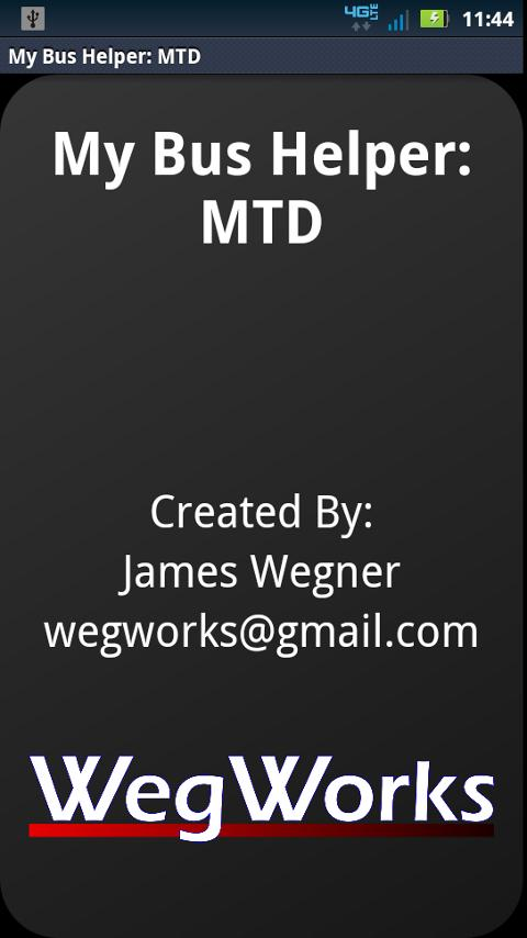 My Bus Helper: MTD - screenshot