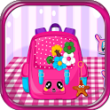 Cute Bag Maker Girls Games icon