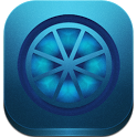 CM 10.2 - Blue Lime Theme Free icon