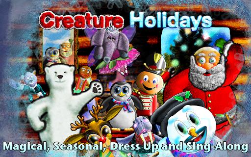 Creature Holidays - Sing Along