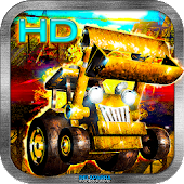 A CONSTRUCTION Kid Racing Game