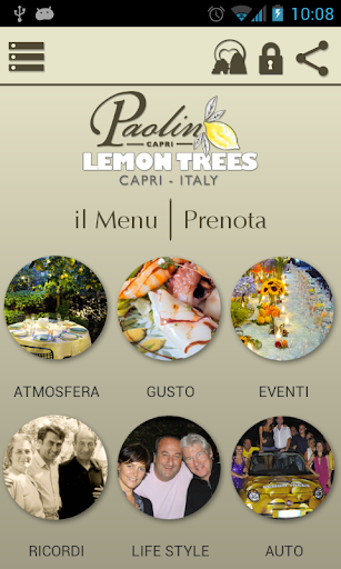 Paolino Lemon Trees