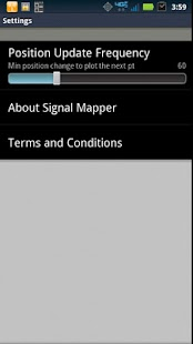 Signal Mapper Lite- screenshot thumbnail