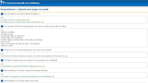 【免費書籍App】Svensk grammatik-APP點子