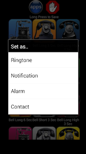 LOUD Telephone Ringtones screenshot 3