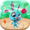 Funny Bunny Jump: Jumping Hare icon