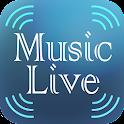 Music Live~日本初!サラウンドライブ映像配信再生~ icon