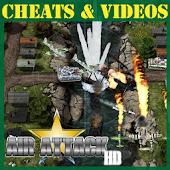 AirAttack HD Cheats & Videos
