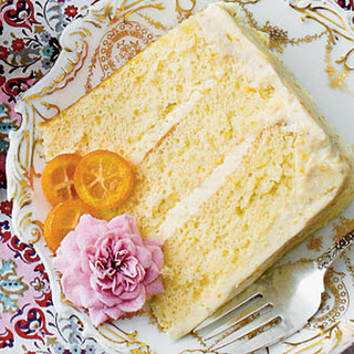 Lemon-Orange Chiffon Cake