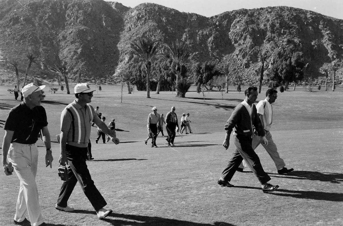 Golf Classic, Palm Springs