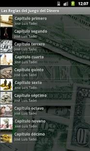 Reglas del Juego del Dinero - screenshot thumbnail