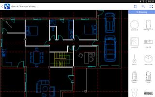 Screenshot of CAD Pockets