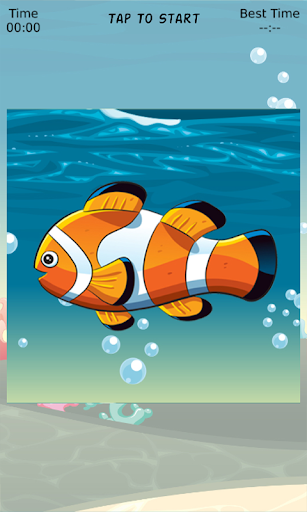 Fish Sliding Puzzle