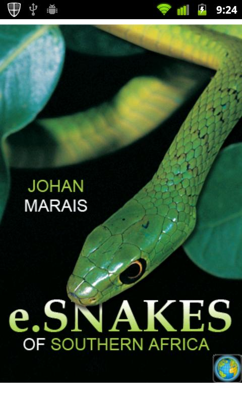 eSnakes of Southern Africa- screenshot