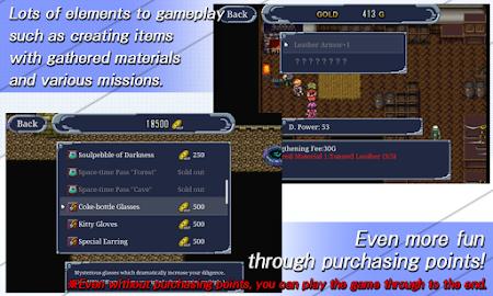 RPG Machine Knight 1.1.9g screenshot 302997