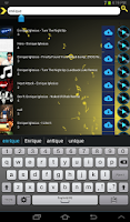 Screenshot of mp3 Box