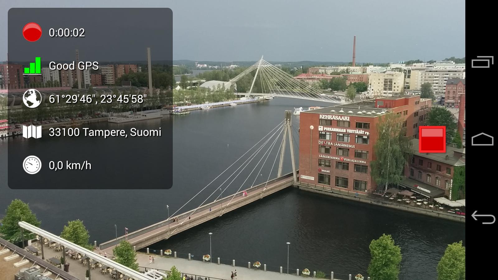 Vilocate Lite - screenshot