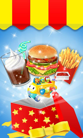 Kids Burger Meal - Fast Food! 1.2 screenshot 401515