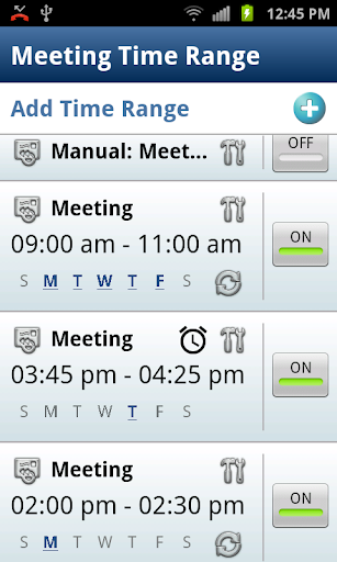 Meeting Do Not Disturb PRO