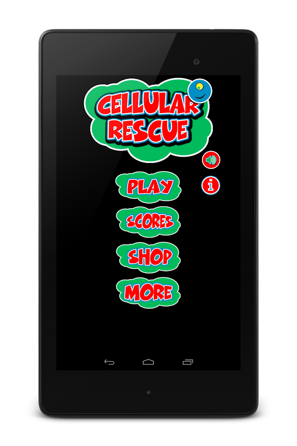 Cellular Rescue Germ Warfare- screenshot