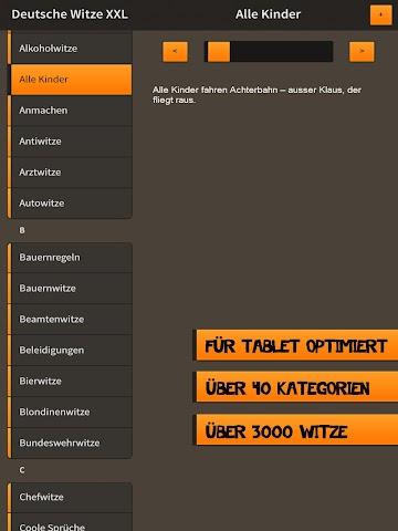 android Deutsche Witze XXL Screenshot 6