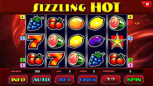 sizzling hot deluxe games pc