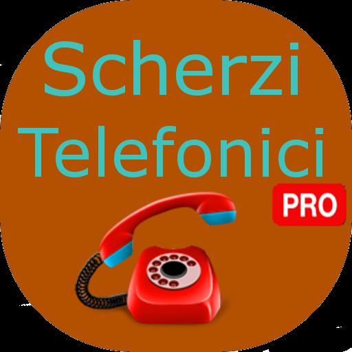 Scherzi Telefonici Pro (Fake) LOGO-APP點子