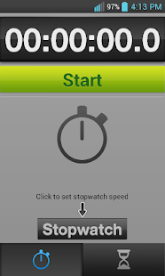 Fake Stopwatch & Timer - screenshot thumbnail
