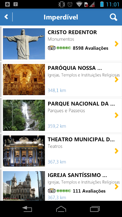 GuiaMais Turismo- screenshot